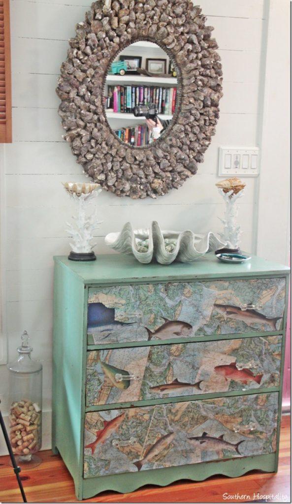 breeze inn table mirror