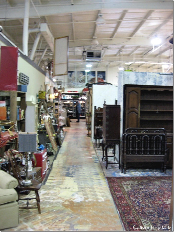 city antiques inside