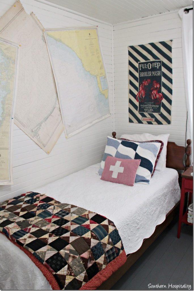 ebbtide downstairs bedroom