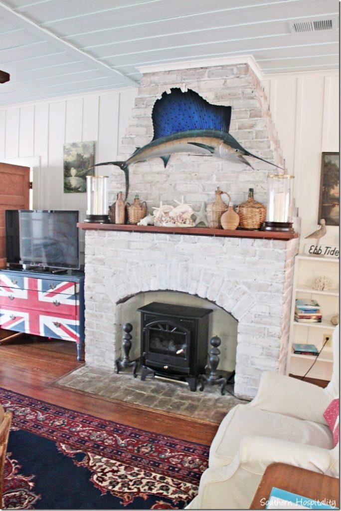 ebbtide fireplace