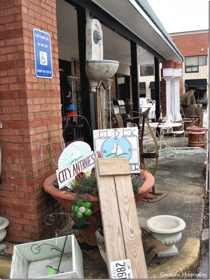 outside city antiques
