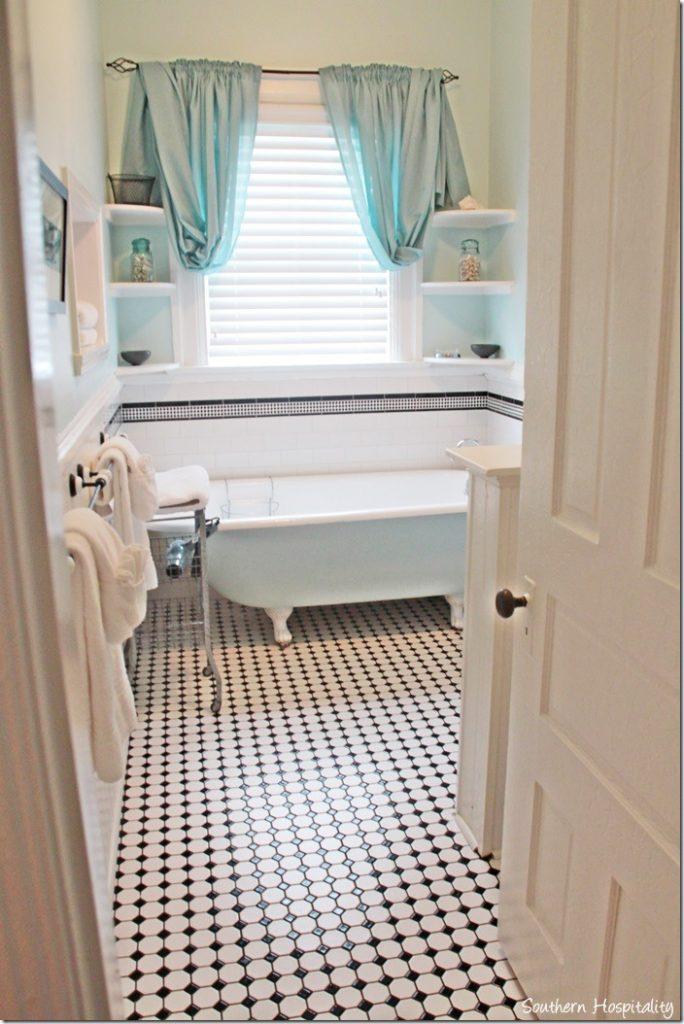 white caps 2nd bath