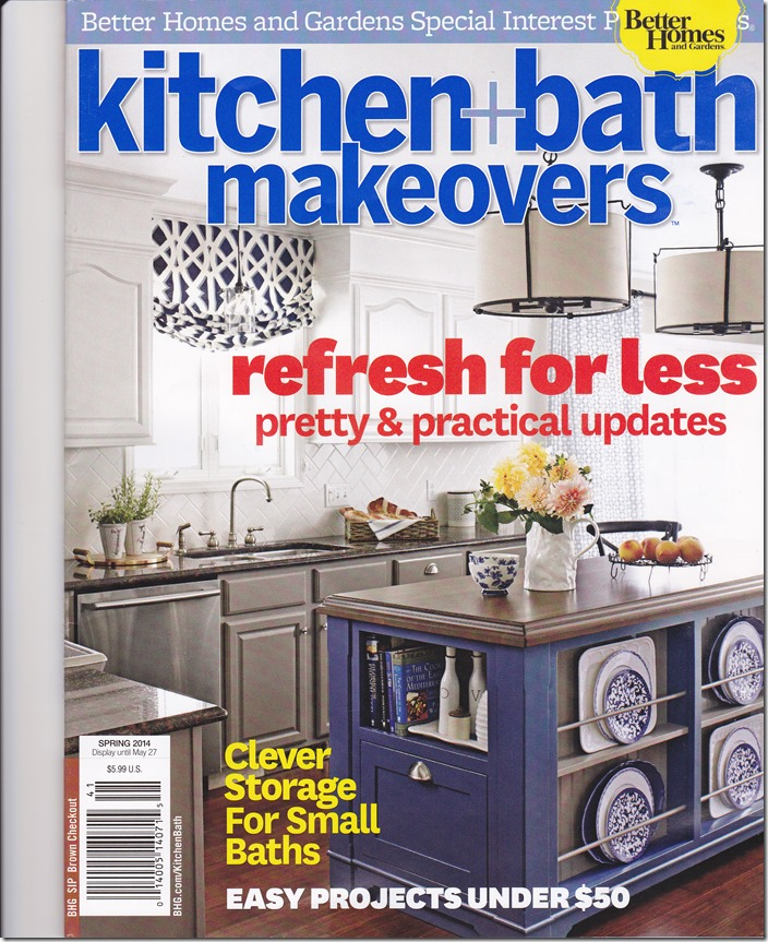 Better homes and gardens kitchen and bath makeovers Bhg homes