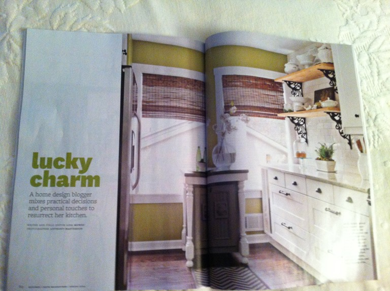 Seeing my kitchen being featured in one of my favorite magazines is a dream   Better Homes and Gardens  Kitchen and Bath Makeovers   Southern  . Dream Kitchens And Baths Magazine Fall 2013. Home Design Ideas