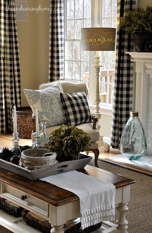 French Country Living Rooms On Pinterest French Country