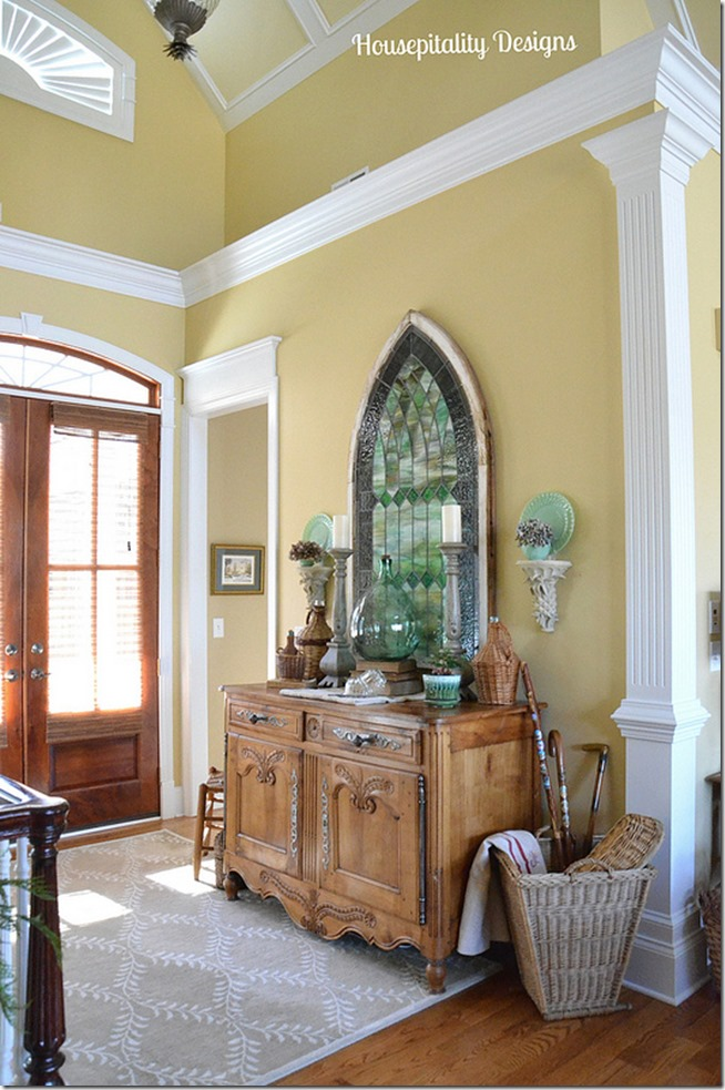 House Foyer Features : Feature friday housepitality designs southern hospitality