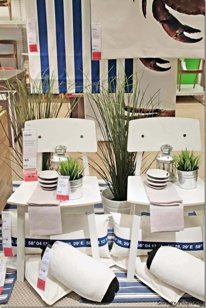 ikea nautical looks