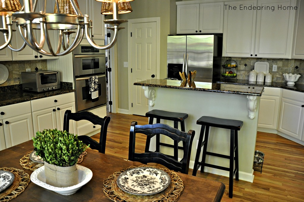 Feature Friday: The Endearing Home - Southern Hospitality