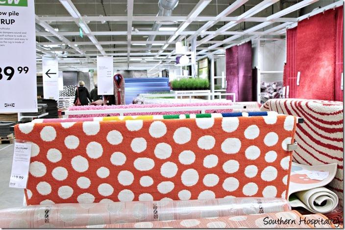 Black Polka Dot Rug Ikea Designs