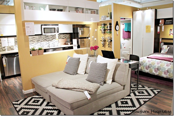 Revisiting ikea southern hospitality - Small spaces ikea photos ...