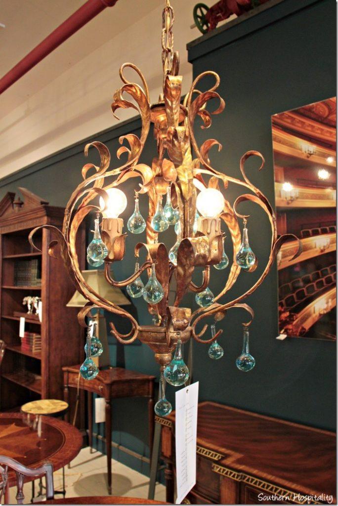 cute chandelier