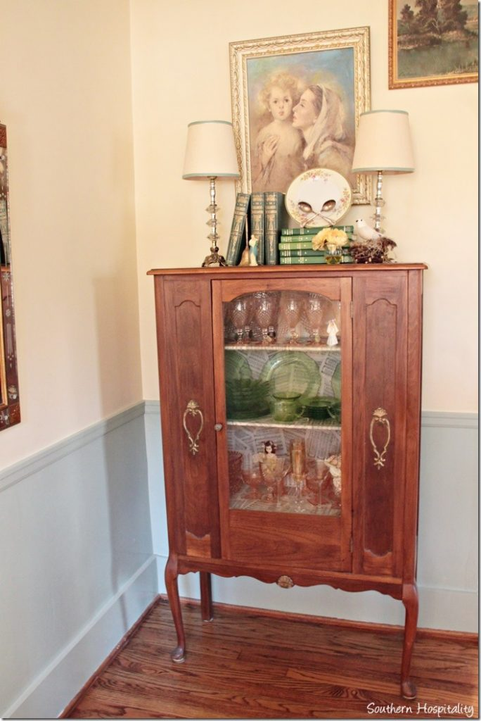 dining room hutch (2)