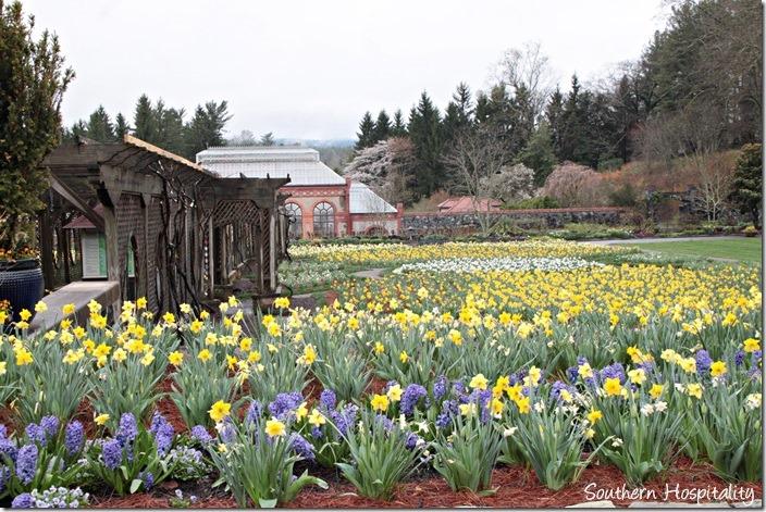 walled garden Biltmore