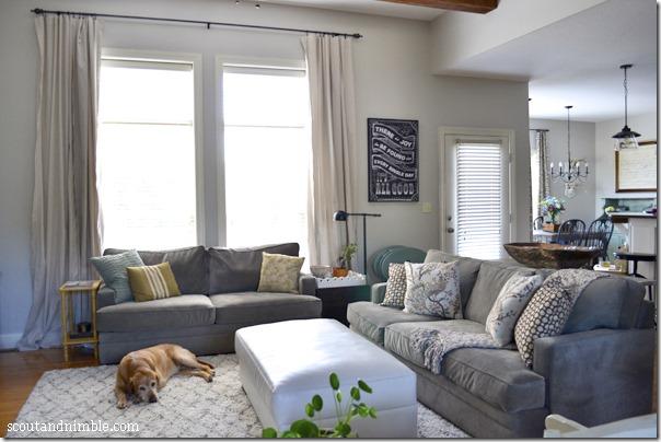 gray-furniture-white-ottoman