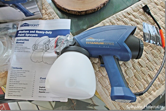 homeright paint sprayer 2