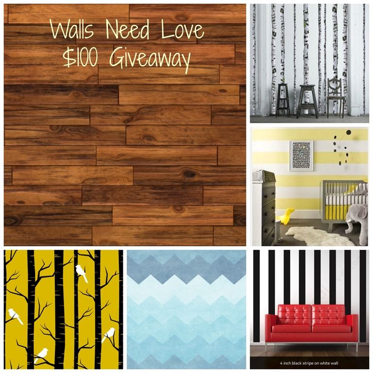 walls need love giveaway southern hospitality. Black Bedroom Furniture Sets. Home Design Ideas