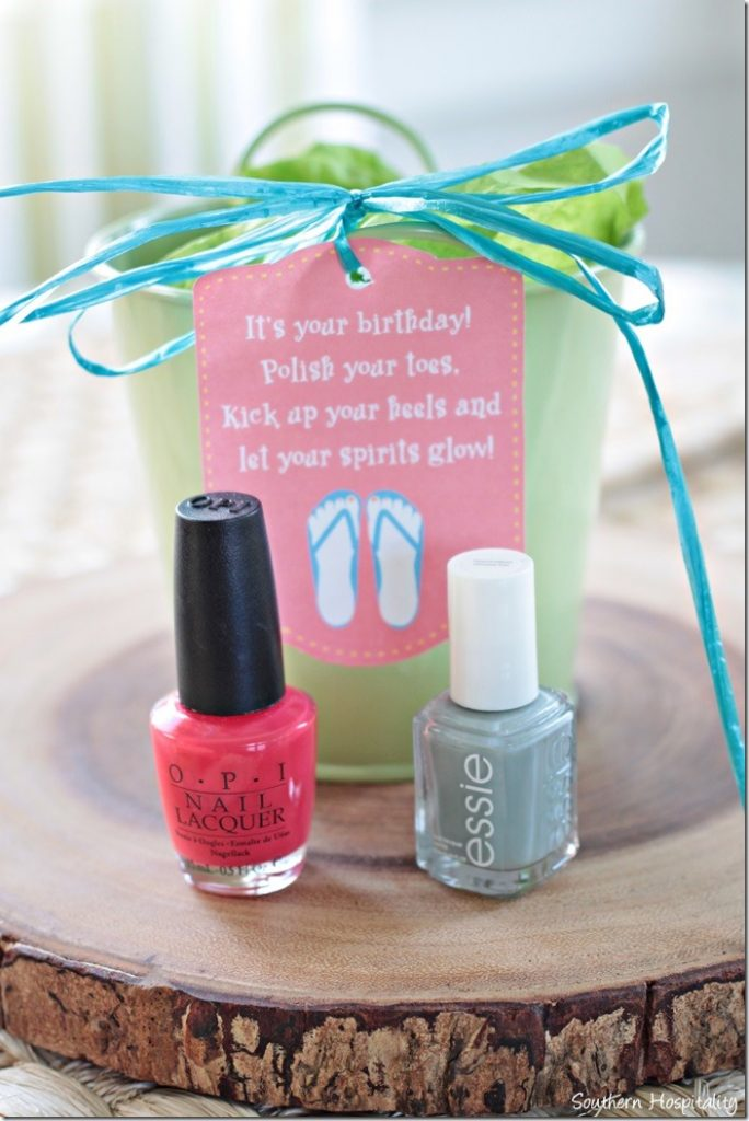 cool valentine's day gifts for your crush - Girly Birthday Gift Ideas for $5 & Under Southern
