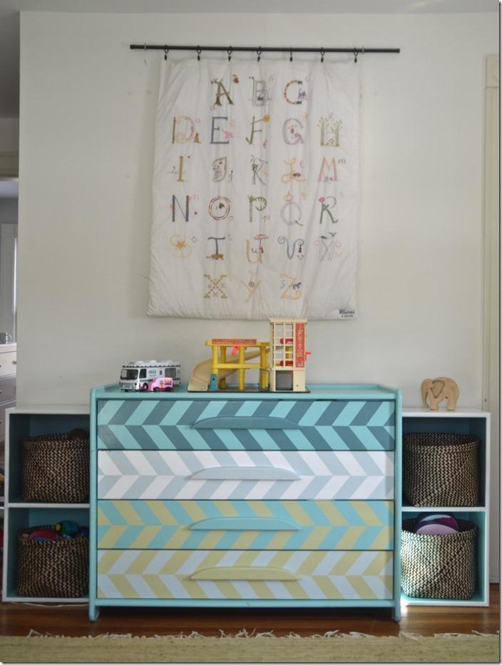 kids room dresser