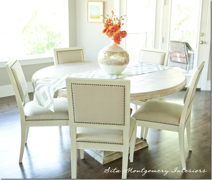 Log Kitchen Table: Feature Friday: Sita Montgomery Interiors