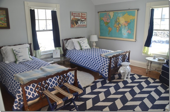 new guest room
