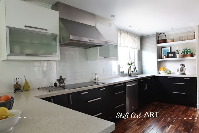 Feature friday shift ctrl art southern hospitality for Acacia wood kitchen cabinets