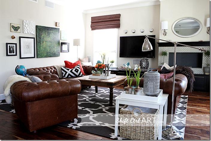 Living room NewRug6