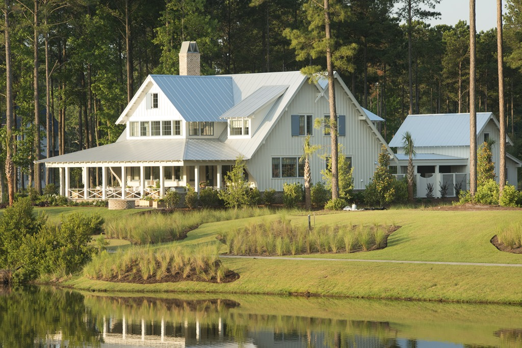 Southern living idea house palmetto bluff southern Southern living builders