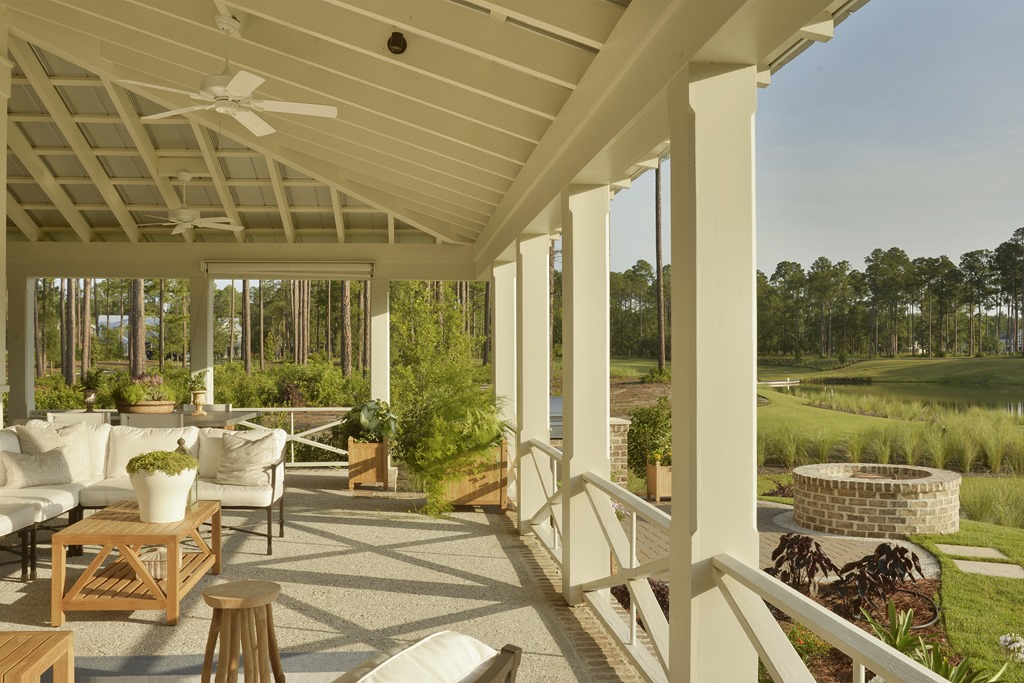 Palmetto Bluff Idea House Plans