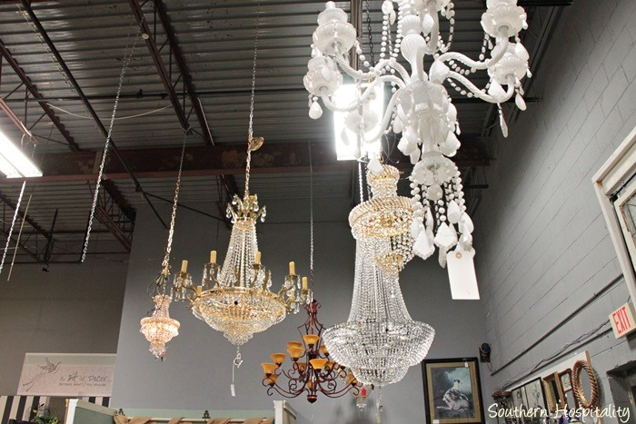 Queen Of Hearts Antiques In Marietta Southern Hospitality