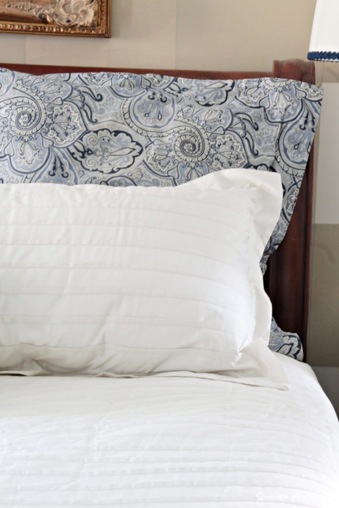 Crane And Canopy Bedding Crisp And Classic Southern Hospitality