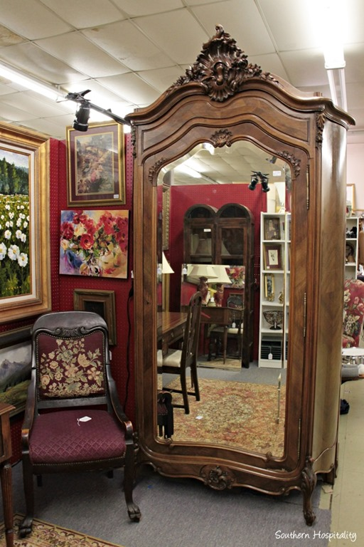 browsing big shanty antiques southern hospitality. Black Bedroom Furniture Sets. Home Design Ideas