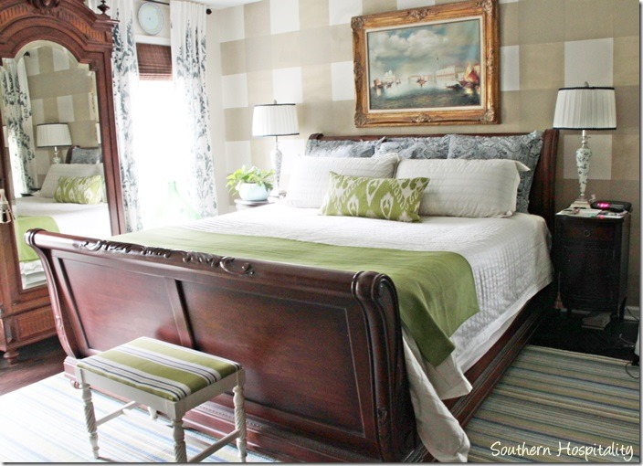 crane and canopy bedding crisp and classic southern