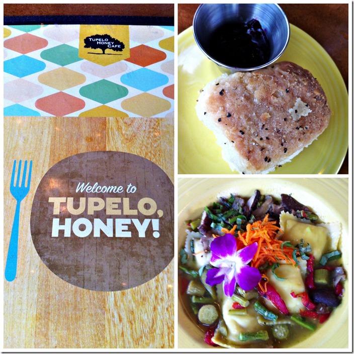 tupelo honey collage