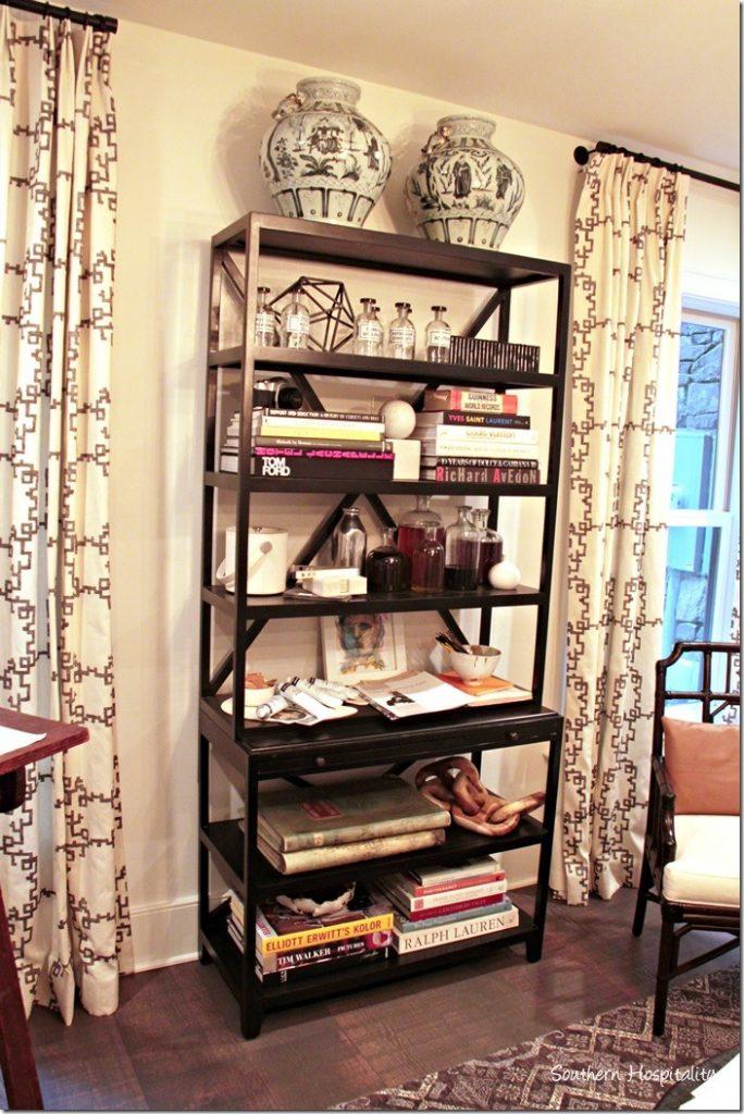 art bookcase