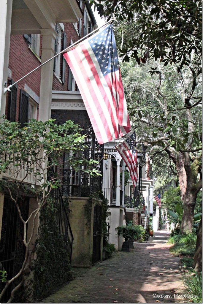 savannah flags