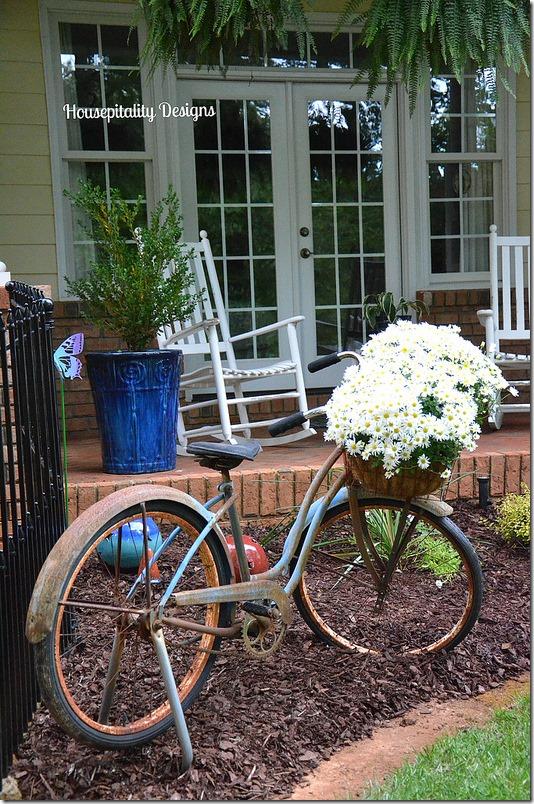 shirley's bike