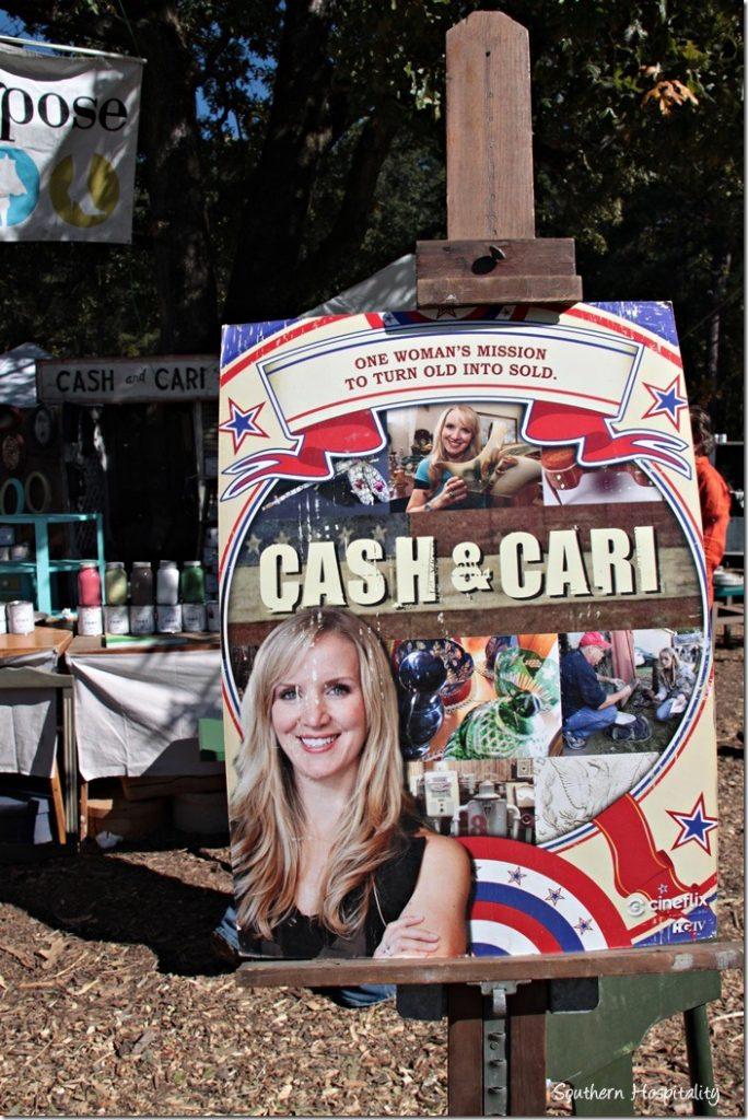 cari from cash and cari