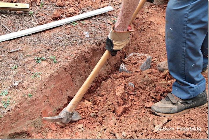 more digging