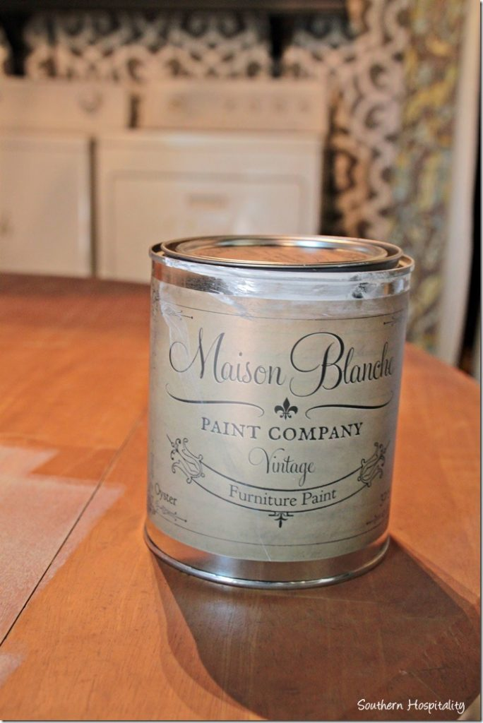 oyster maison blance paint
