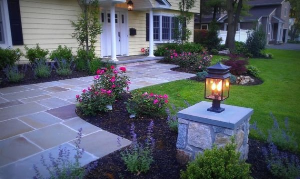 Cape Cod Curb Appeal Landscaping