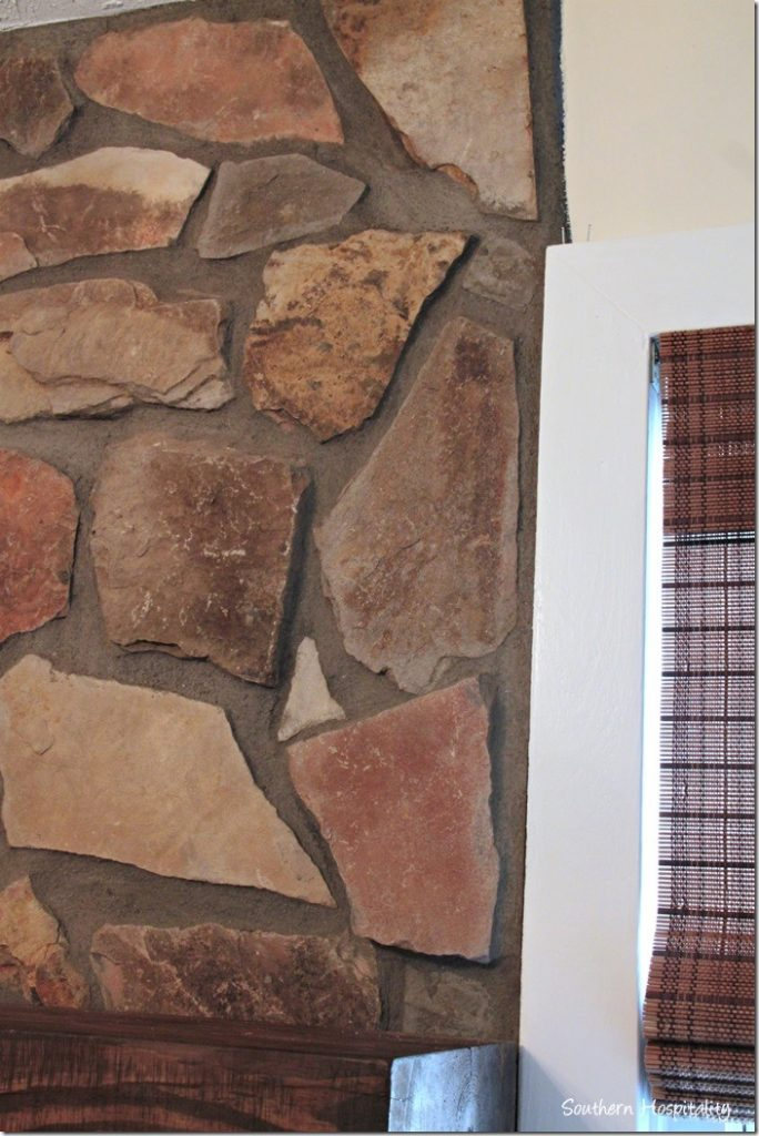 Image Result For Wood Planks Over Fireplace