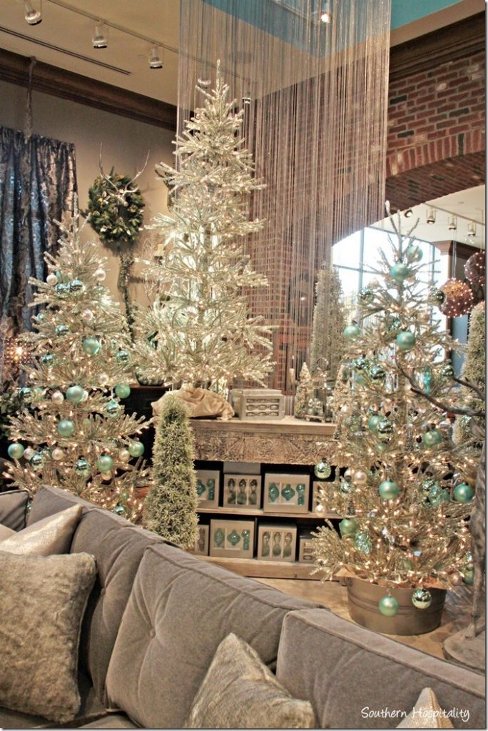arhaus christmas trees