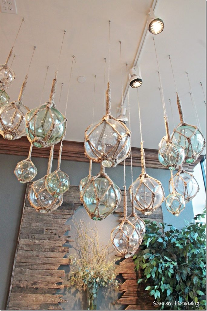 arhaus glass floats