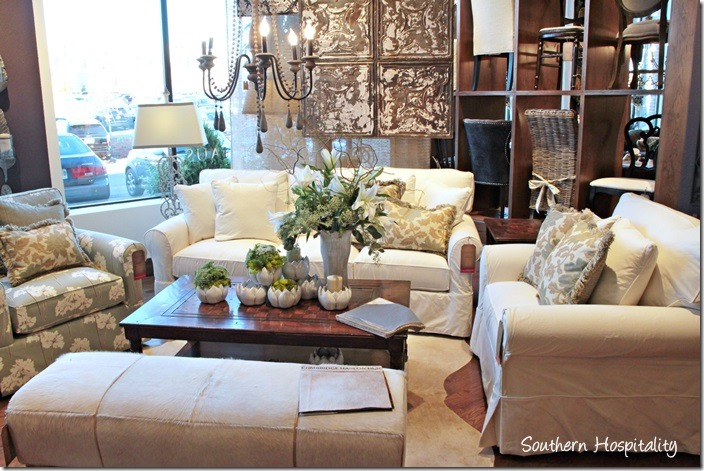 arhaus seating