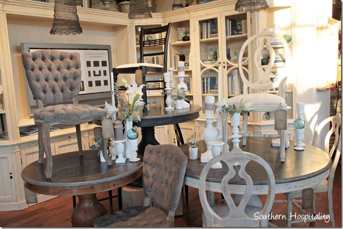Arhaus Table And Chairs