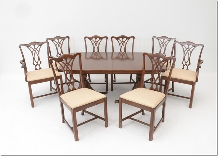 federal dining table