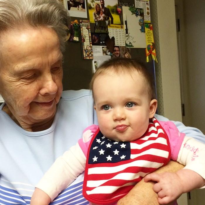 mom and parker Nov 2014