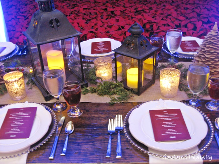 Thanksgiving Tablesetting Creative Ideas Southern