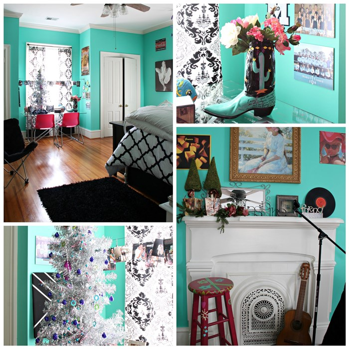 Daughters room Collage