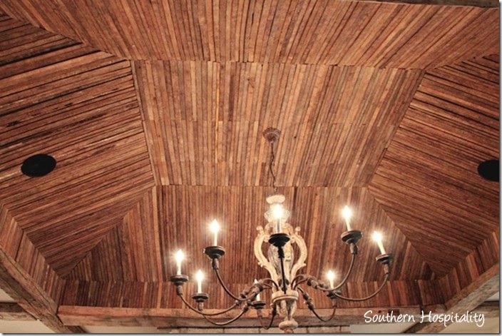 G&R ceiling